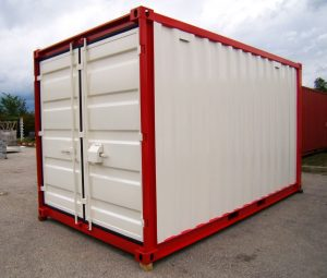 Special, Customized and Ecological Containers for Hazardous Waste Storage