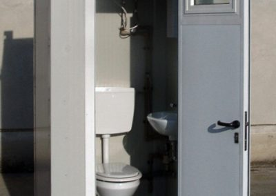 Cabina wc singolo