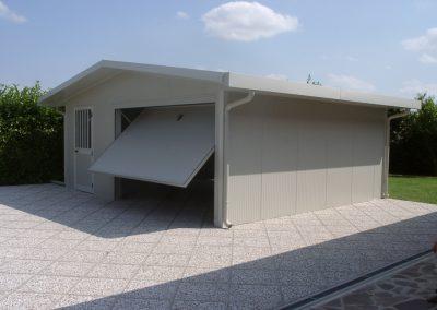 Garage a casetta