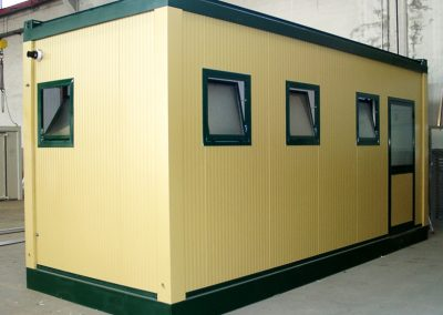 prefab for cheese processing