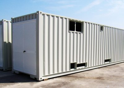 ISO CONTAINER FOR HYDRAULIC SYSTEM