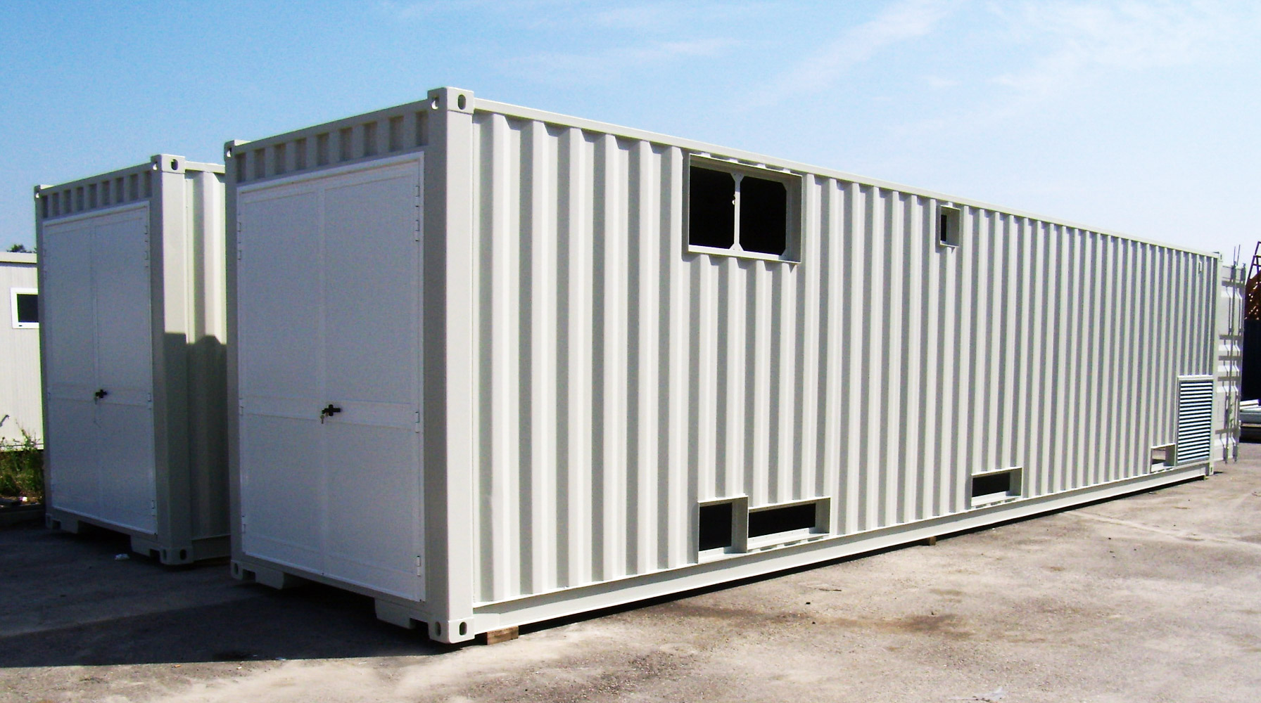 Modular and Expandable Metal Prefabricated