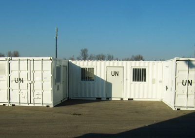 JOINED UN SHELTER