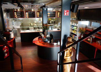 asian fast food restaurant